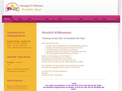 Filipino Massage Hilot Helmut Borth