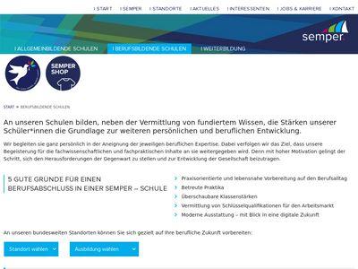 Semper education - Bildungsakademie Görlitz