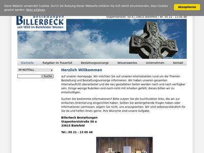 Billerbeck Bestattungen