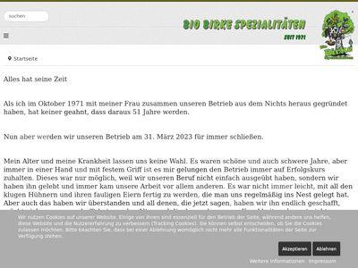 Bio Birke Fleischerei & Wirtshaus