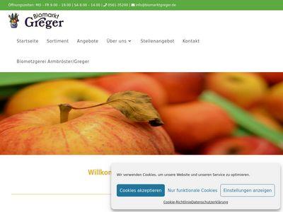 Biomarkt Greger