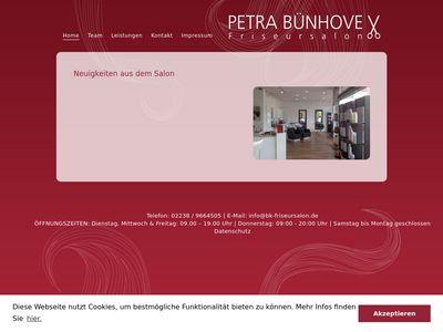 Friseursalon Bünhove + Kübler