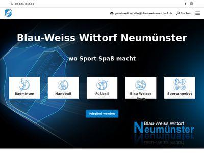 Blau-Weiss Wittorf Neumünster