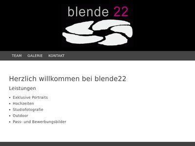 Blende22 Fotograf
