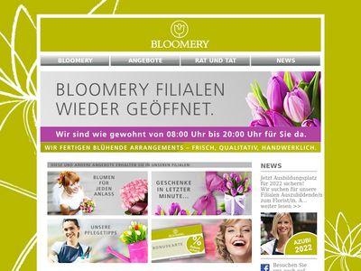 Bloomery Im Famila-Markt Blumengeschäft