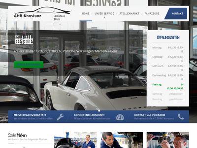 Autohaus Blum