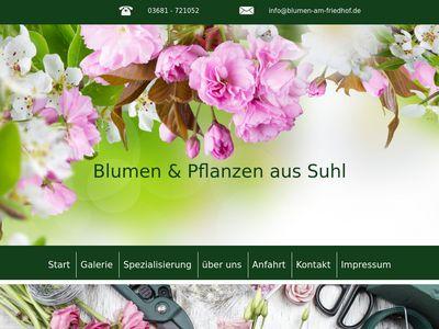 Blumen Am Friedhof Inh. Gisela Ruckriegel
