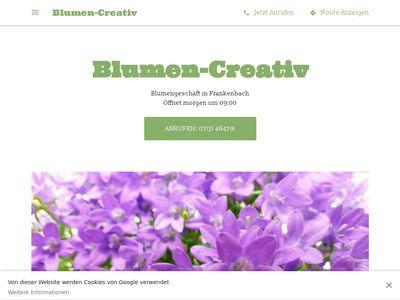 Blumen-Werkstatt für Floristik Erika Schuler