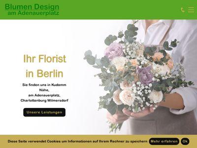 Blumen Design Berlin