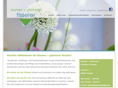 Blumen + Gärtnerei Fisseler