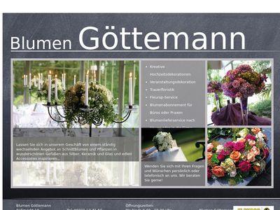 Blumen Göttemann