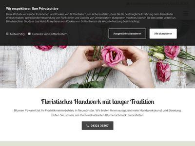 Poweleit Blumen