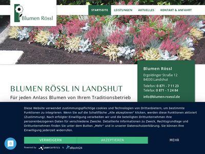 Blumen Rössl Landshut