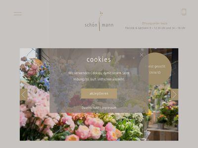 Blumen Schönmann