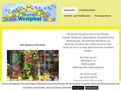 Westphal Heike Blumen
