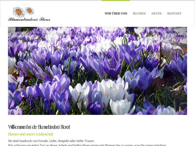 Flores Günter Blumenbinderei