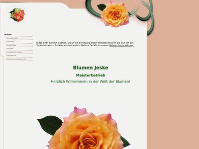 Blumen Jeske