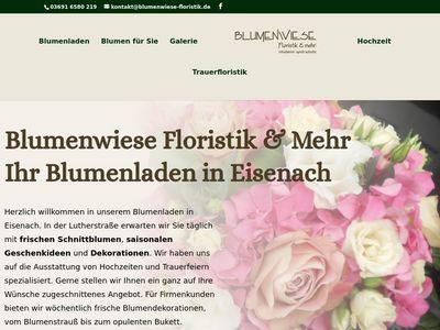 Blumenwiese - Floristik und mehr