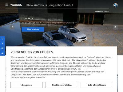 BMW Autohaus Langenhan GmbH