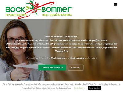 Physiotherapie Bock & Sommer GbR