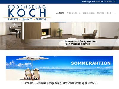 Bodenbelag Koch GmbH & Co. KG