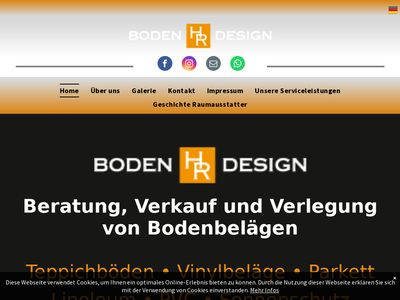 Boden Design Norderstedt & Hamburg