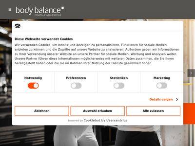 Bodybalance Braunschweig