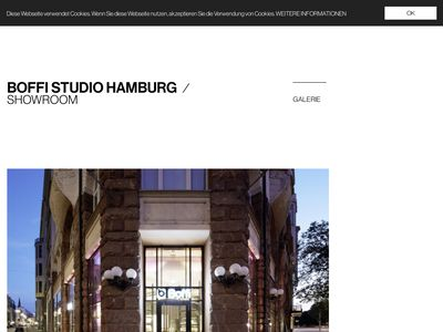 BOFFI STUDIO Hamburg