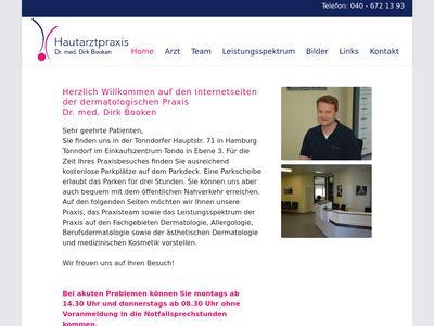 Dirk Booken Facharzt für Dermatologie