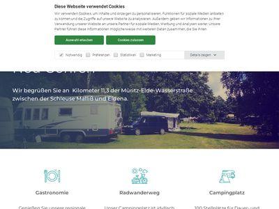 Bootsanleger-Camping Neu Göhren