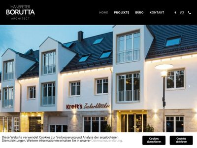 Architekt Dipl.-Ing. Hans Peter Borutta
