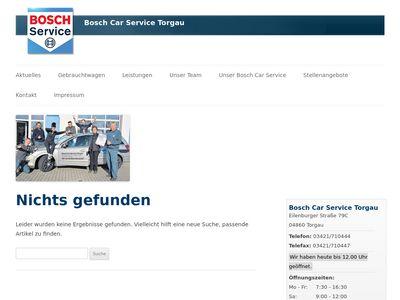 Bosch-Car-Service Torgau