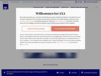 AXA Stuttgart - Bosnjak GmbH