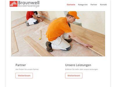 Braunwell Bodenbeläge GmbH & Co. KG