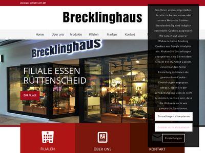 Brecklinghaus Eberhard Lederwaren GmbH