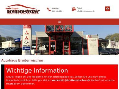 Autohaus Breitenwischer GmbH