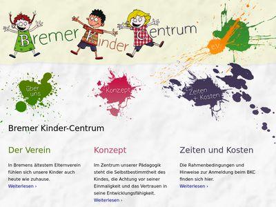 Kindergruppe Bremer Kinder Centrum e.V.