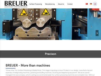 F. Wilhelm Breuer GmbH & Co.