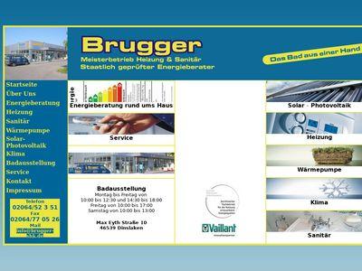 Maik Brugger Heizungs- und Sanitärarbeiten