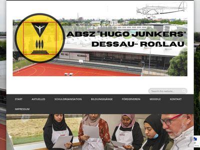 Berufsschulzentrum Hugo Junkers Dessau-…