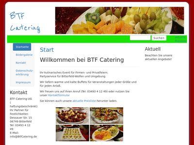 BTF Catering Ltd.