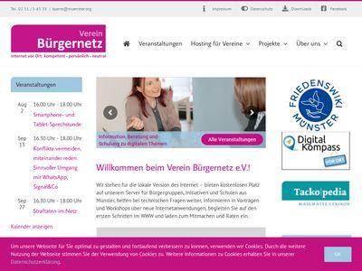 Bürgernetz Münster