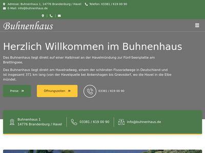 Buhnenhaus