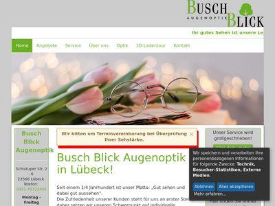 Busch-Blick Augenoptik