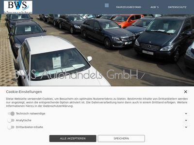 BWS Autohandels GmbH