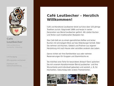 Café am Schloss Inh. Bernd Leutbecher