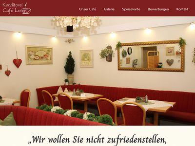 Cafe Konditorei Leven