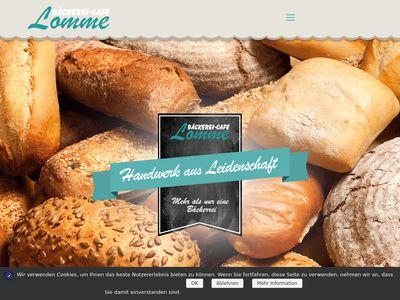 Bäckerei Lomme