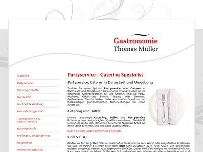 Gastronomie Thomas Müller