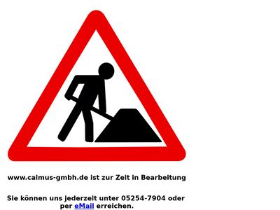 Calmus Heizung u. Sanitär GmbH